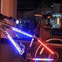 Велосипед колесо 14 LED яркое освещение рассказал огни