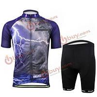 Мужская одежда велосипед велосипед Велоспорт костюм ткань спортивной одежды биб шорты
