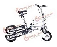 Складной мини велосипед 12 дюймов колеса ультра-легкие небольшие прокат