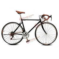 14s на открытом воздухе 21 скорость дорожный велосипед изгиб handbar 15см 700cc шин углеродистая дорожный мотоцикл