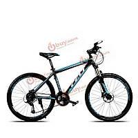 26-дюймов горный велосипед велосипед 27 скорость смены кадров масла дисковый тормоз из алюминиевого сплава