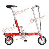 8-дюймовые колеса складной велосипед Mini алюминий велосипед сплав рама