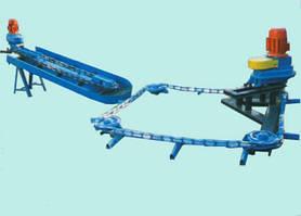 Транспортеры навозоуборочные ТСН-2Б, ТСН-3Б, ТСН-160 и комплектующие запчасти