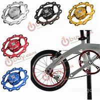 Переключатель шкив заднего вело колеса алюминиевый сплав