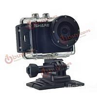 Видеокамера ЖК подводная 30м 1080p 5 мегапикселей 1.5 дюйма iShare