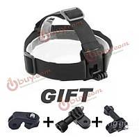 Спортивный шлем для крепления на голове отрегулировать адаптер подставка для спорта камеры