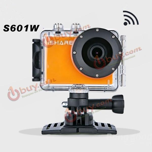 Видеокамера iShare s601w 1080p HD водонепроницаемая беспроводной доступ в интернет  - ➊TopShop ➠ Товары из Китая с бесплатной доставкой в Украину! в Киеве