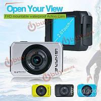 Ishare S200 HD камера действий спорта 1080p 2.0-дюймов сенсорный видеокамеры