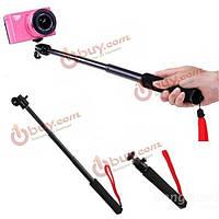 Телескопическая штанга ручной монопод для цифровой камеры видеокамеры