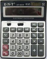 Калькулятор E.N.T AT-821N  F-233