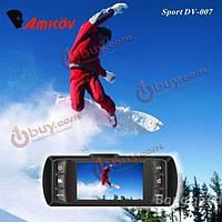 AMKOV ph007 разрешением 1080p 12.0 Mega пикселей прокат автомобиля DVR видео рекордер GPS