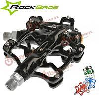 Педали для велосипеда алюминиевые Rockbros