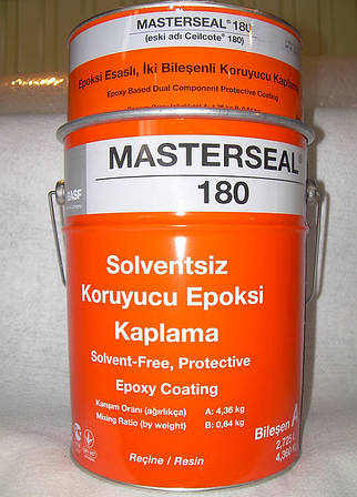 MASTERSEAL 180 (ведро 5 кг)