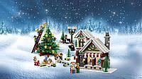 Конструктор LEGO Creator 10249 «Зимний магазин игрушек»