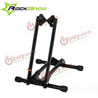 Rockbros портативного двухполюсный для велосипедов ремонт опорная рама MTB стойки стенда