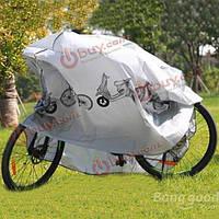 Велосипед охватывает велосипеде дождь и пыль Защитная крышка водонепроницаемый