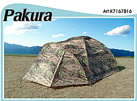 Туристическая рыбацкая Палатка 3-х местная EOS Pakura