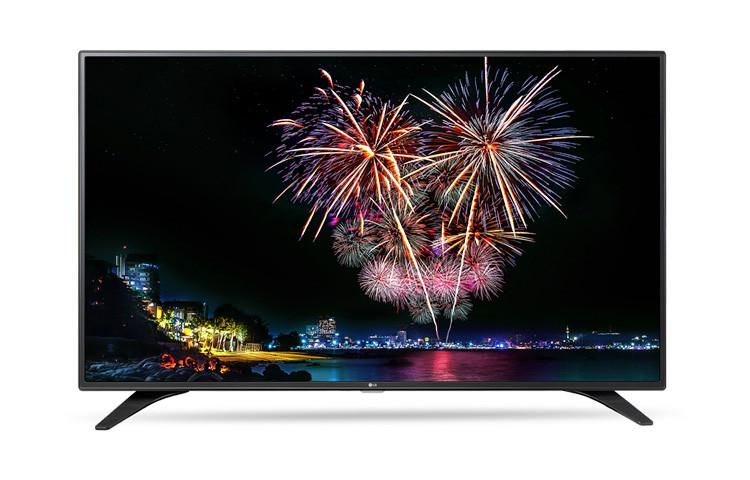 Телевизор LG 49LH6047 (PMI 900Гц, Full HD, Smart TV, Wi-Fi, Triple XD Engine, Virtual surround Plus,DVB-T2/S2)