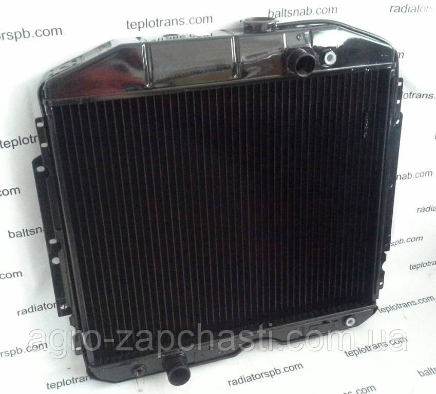 Радиатор ГАЗ-53 водяной 3-х рядный (шадринский)