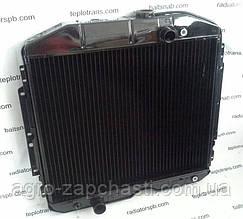 Радиатор Зил-130;131 водяной 4-х рядный (Реставрация)