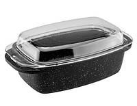 Гусятница «Premium Granite Induction line» объемом 5,6 л (посуда Vinzer). Купить посуду Vinzer в Киеве