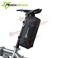 Rockbros холщовый мешок багги для складной велосипед водонепроницаемый получить мешок велосипеда мешок багажа