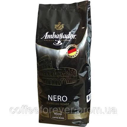 Кофе в зернах Ambassador Nero 1 кг, фото 2