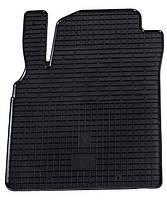 Резиновый водительский коврик в салон Nissan Almera (N16) 2000-2006 (STINGRAY)