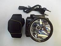 Аккумуляторный фонарь налобный Yajia YJ-1829-1