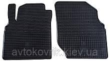 Гумові передні килимки в салон Nissan Almera (N16) 2000-2006 (STINGRAY)