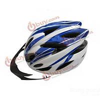 Шлем велосипедный съемный козырек JSZ EPS