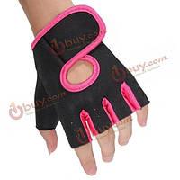 Велоспорт тяжелая атлетика катание на лодках обучение скольжению перчатки половина Finger