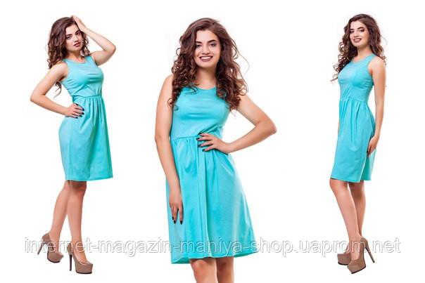 Платье женское бенгалин