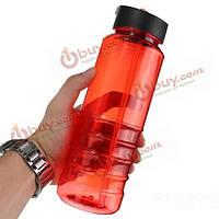 Спорта на открытом воздухе сальто соломы питьевой воды пластиковая бутылка стакана воды Велоспорт Пешие прогулки
