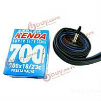 Kenda камера для велосипеда 700*18/23c имеют ФВ 0.73мм MTB дорожный велосипед шины