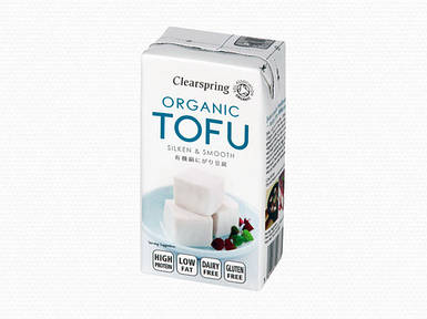 Тофу Clearspring, 300г