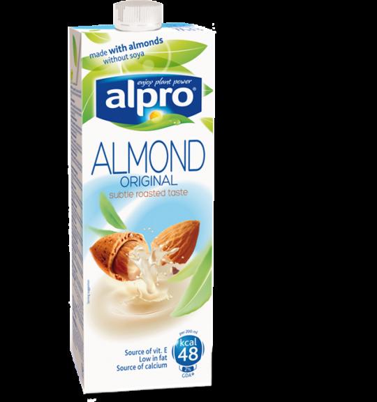 Миндальное молоко Alpro, 1л