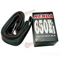 Kenda камера для велосипеда 27.5*1.95/2.125 Ф/Х 48л MTB дорожный велосипед шины