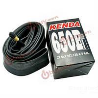 Kenda камера для велосипеда 27.5*1.9/2.125 аудио/видео 48л MTB дорожный велосипед шины