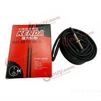 Kenda камера для велосипеда 20*1-3/8 Ф/Х 48л MTB дорожный велосипед шины