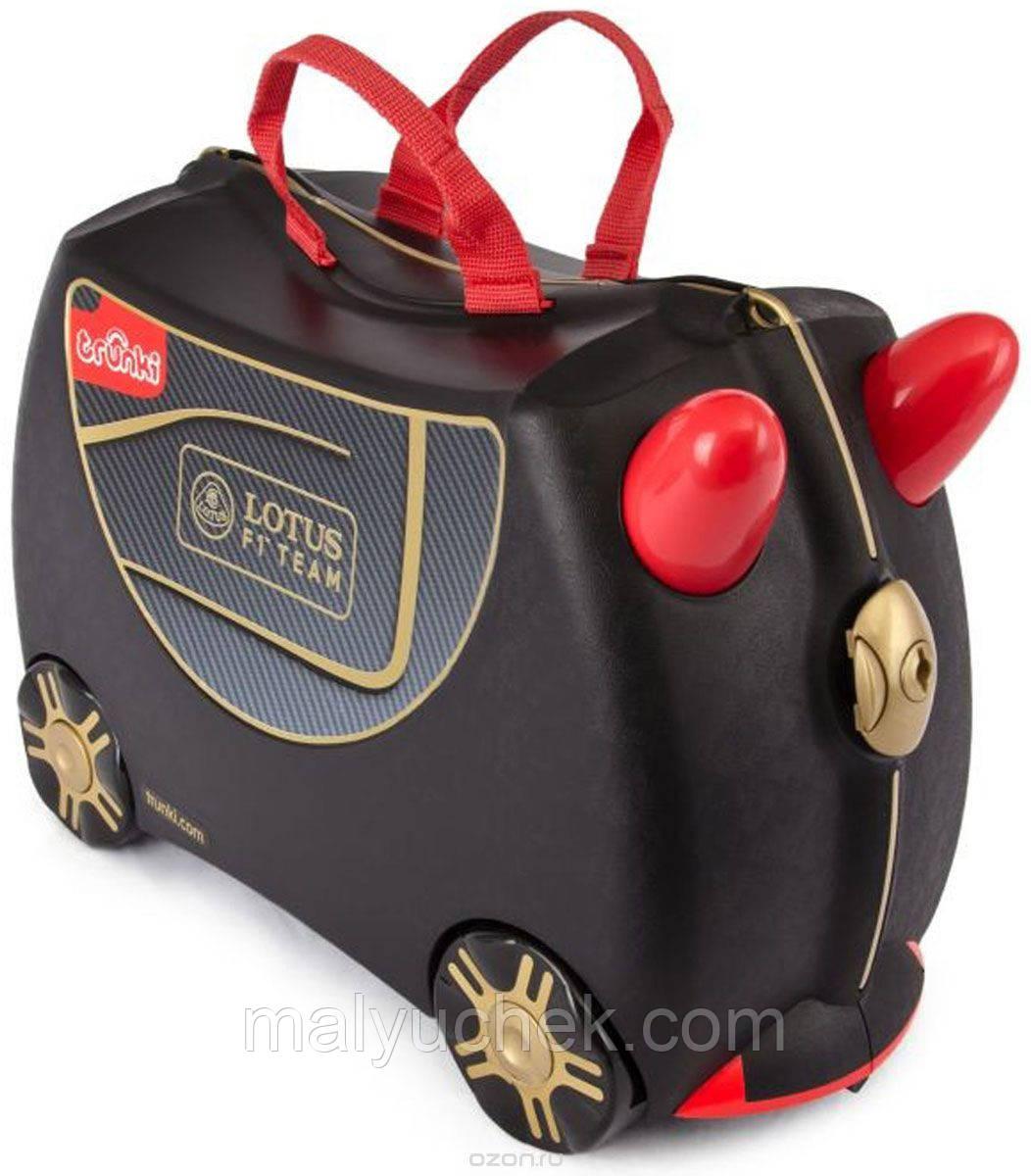 Детский дорожный чемоданчик Lotus Trunki (Лотус)