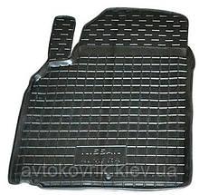 Поліуретановий водійський коврик в салон Nissan Almera (N16) 2000-2006 (AVTO-GUMM)