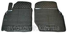 Поліуретанові передні килимки в салон Nissan Almera (N16) 2000-2006 (AVTO-GUMM)