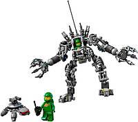 Конструктор LEGO Экзоскелет (21109)