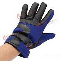 Зимние перчатки катание на лыжах из фланелевой ткани полный палец