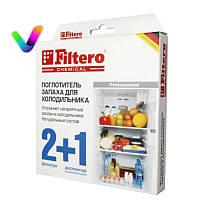 Поглотитель запаха Filtero для холодильников код 002892
