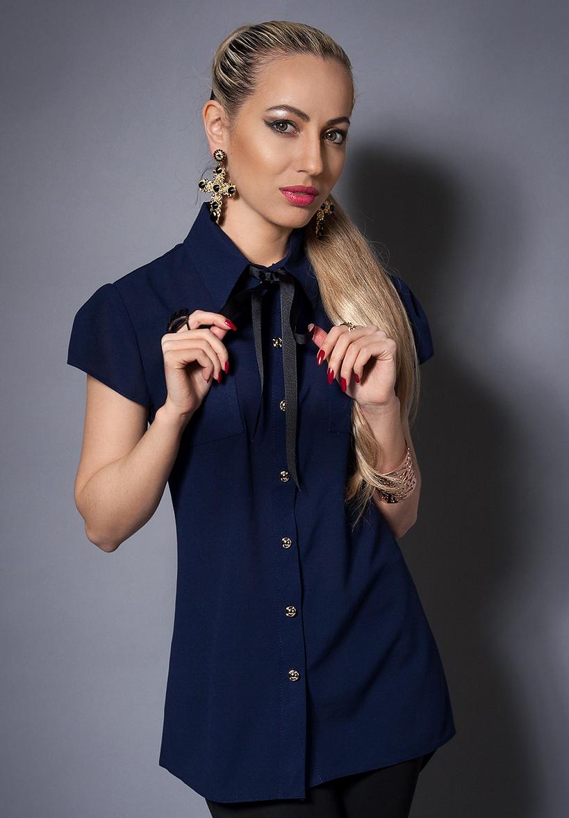 Нарядная красивая модная стильная шифоновая блуза женская 40-42,42-44,44-46,46-48