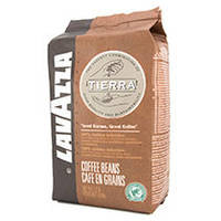 Кофе в зернах Lavazza Tierra 1000г, фото 1