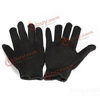 Перчатки защитные с металлической проволокой