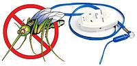 Ультразвуковой отпугиватель комаров Ximeite MT-110E, отпугиватель насекомых, отпугиватель комаров брелок